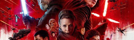 Star Wars The Last Jedi – L'affiche Chinoise