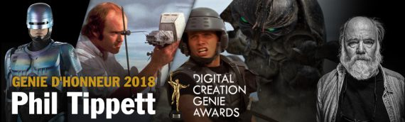 Paris Images Digital Summit : Phil Tippett en invité d'honneur