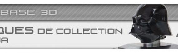 Database 3D : Casques de collection Altaya