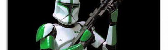 Clone Trooper Gentle Giant