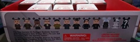 Disney Vinylmation – Star Wars The Last Jedi