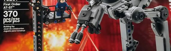 LEGO – 75201 First Order AT-ST