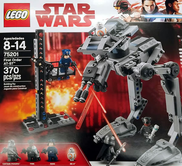 LEGO AT-ST First Order
