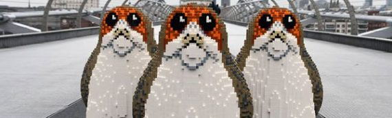 LEGO – Concours «These ARE the Porgs you're looking for…»