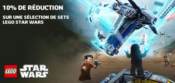 LEGO 10% Star WArs