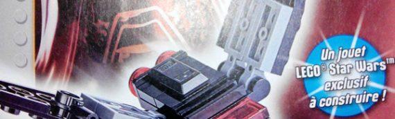 LEGO Star Wars Magazine – Kylo Ren's Shuttle