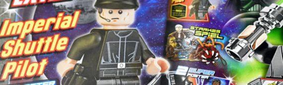 LEGO Star Wars Magazine – Une minifig en février