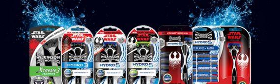 Wilkinson Sword : le rasoir à la sauce Star Wars