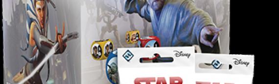 Star Wars Destiny : The Legacy of the Fringe, les cartes jaunes présentées