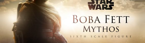 Sideshow Collectibles – Boba Fett Star Wars Mythos Sixth Scale Figure