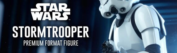 Sideshow Collectibles – Stormtrooper Premium Format
