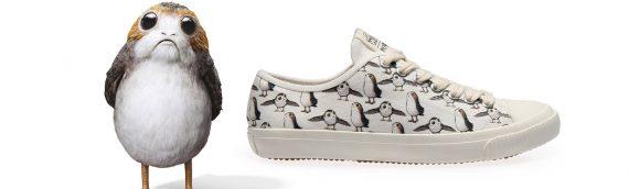 Po-Zu révèle de nouvelles paires de chaussures Star Wars !