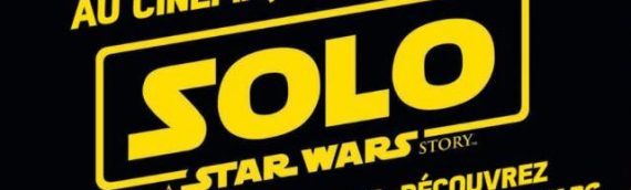 LEGO – Solo : A Star Wars Story arrive en avril