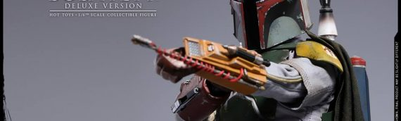 Hot Toys – Boba Fett Sixth Scale Figure