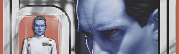 Marvel – Variante cover pour Thrawn