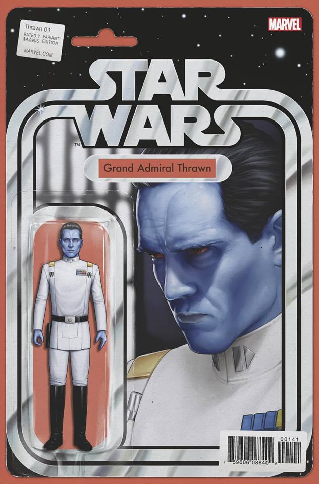 Marvel thrawn cover