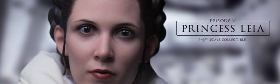 Hot Toys : The Empire Strikes Back Princess Leia Sixth Scale Figure