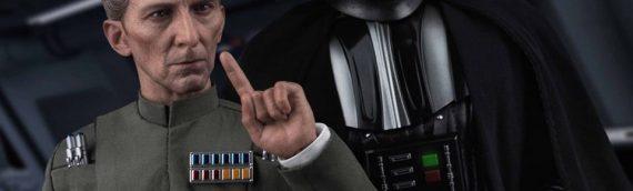 Hot Toys – Grand Moff Tarkin & Darth Vader Star Wars Sixth Scale Figure