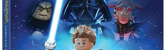 LEGO – The Freemaker Adventures arrivent en DVD