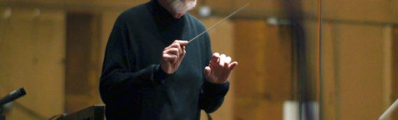 Vidéo : John Williams dirigeant le thème de Star Wars The Last Jedi
