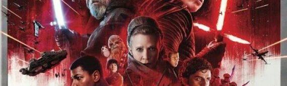 Star Wars The Last Jedi – Blu-ray / DVD / Digital