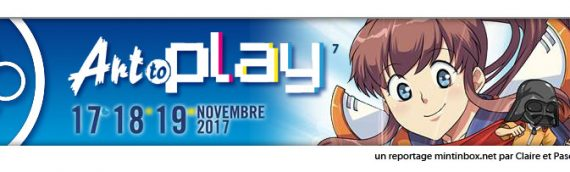 Reportage Art To Play 2017