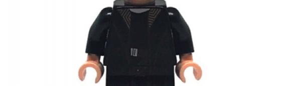 LEGO – Polybag The Last Jedi DJ minifig