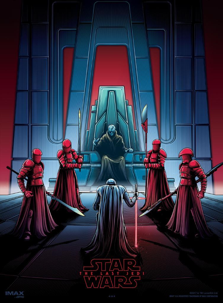 Star Wars The Last Jedi IMAX