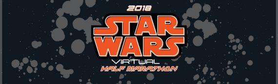 Disney : premier semi-marathon virtuel Star Wars
