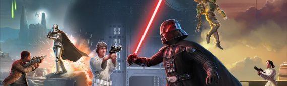 Star Wars Rivals : le nouveau jeu pour mobile