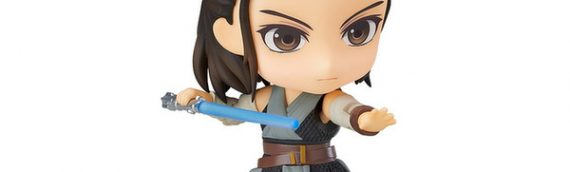 Good Smile Company : Nendoroid Rey arrive en force en juillet