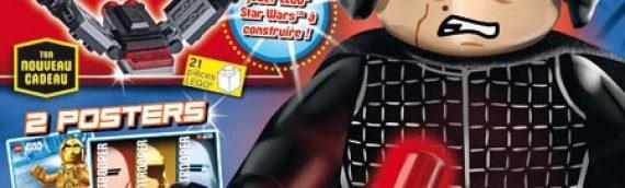 Panini – Un relaunch pour le magazine LEGO Star Wars