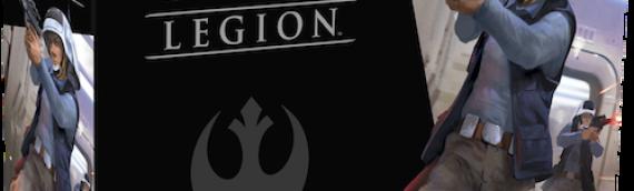 Star Wars Legion : les « good guys » s'arment avec l'extension fleet troopers