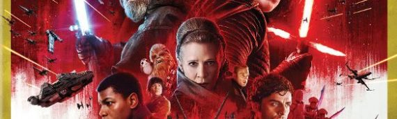Star Wars The Last Jedi – Le Blu-ray 4K se dévoile