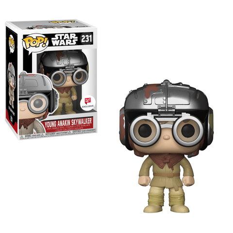 Funko POP Young Anakin Skywalker Walgreen