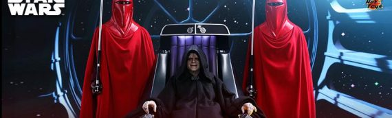 Hot Toys – Emperor Palpatine ROTJ Deluxe Sixth Scale Figure