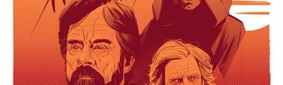 Artwork : Renaud Roche – Luke Skywalker tribute