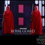 hot toys royal guard sixth scale figure