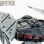 LEGO Moc Custom TIE SIlencer