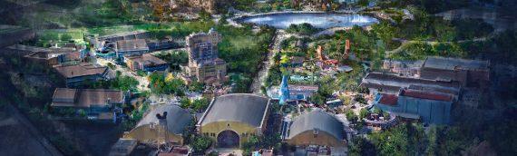 Disneyland Paris – Le nouveau parc en vidéo