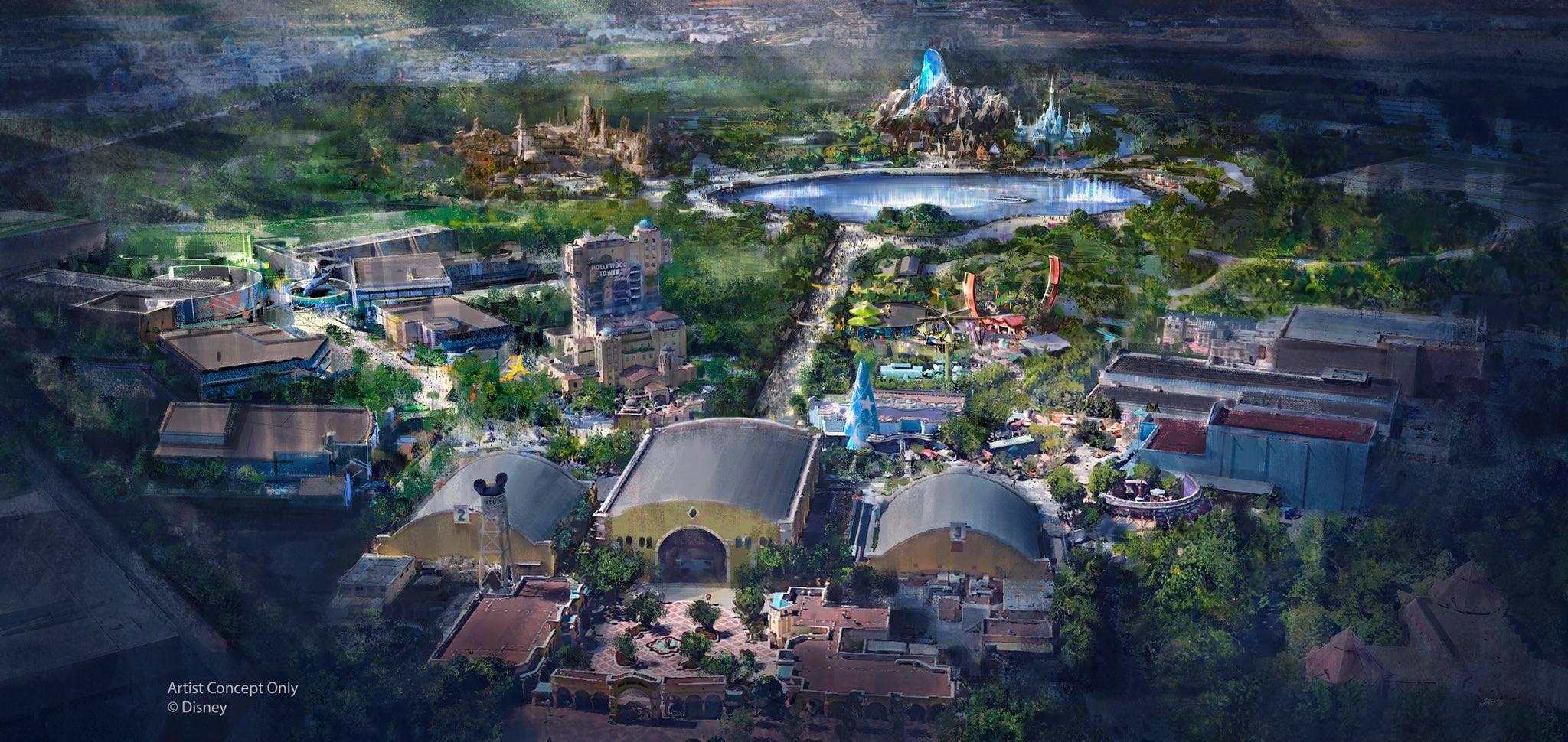 Disneyland paris star wars galaxy edge