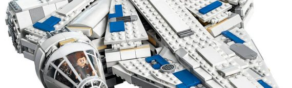 LEGO – 75212 Kessel Run Millennium Falcon