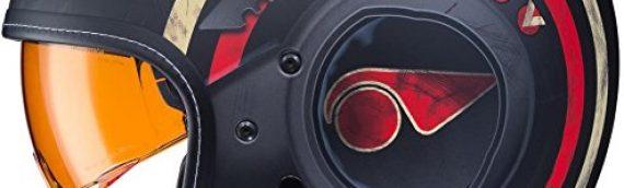 HJC – Le casque de moto de Poe Dameron