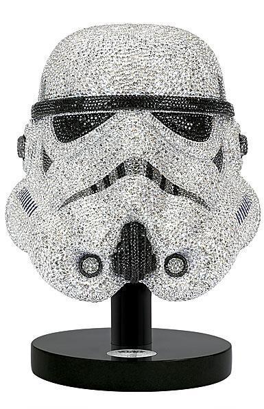 swarovski stormtrooper helmet limited edition