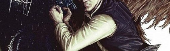 Panini Comics : édition spéciale de Han Solo au printemps