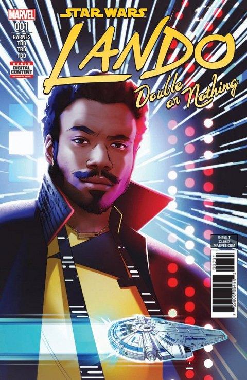 Marvel Lando Comics