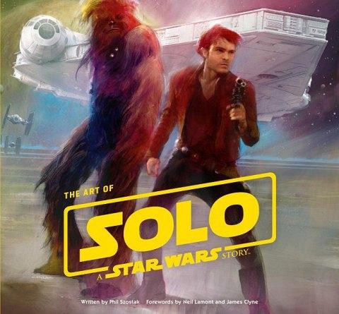 art of solo a star wars story livre