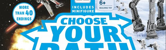LEGO – Nouveaux livres Star Wars pour ce début d'année