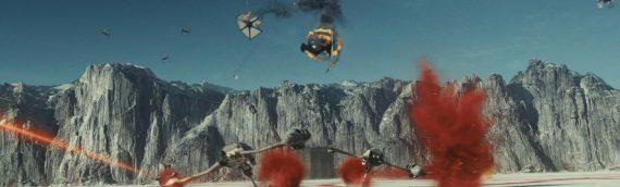 Making Of The Last Jedi – La bataille de Crait par ILM