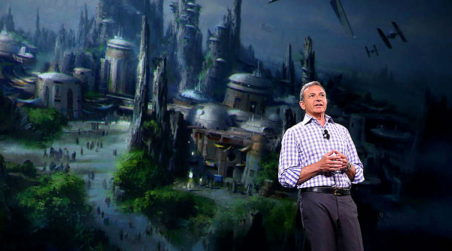 Disney Bob iger serie star wars